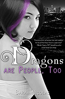 Dragons Are People Too by Sarah Nicolas