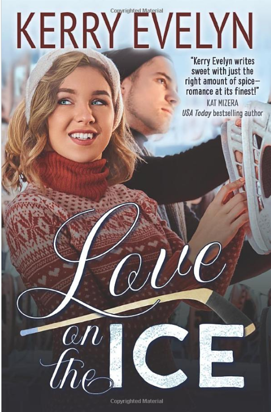 Love on the Ice by Kerry Evelyn