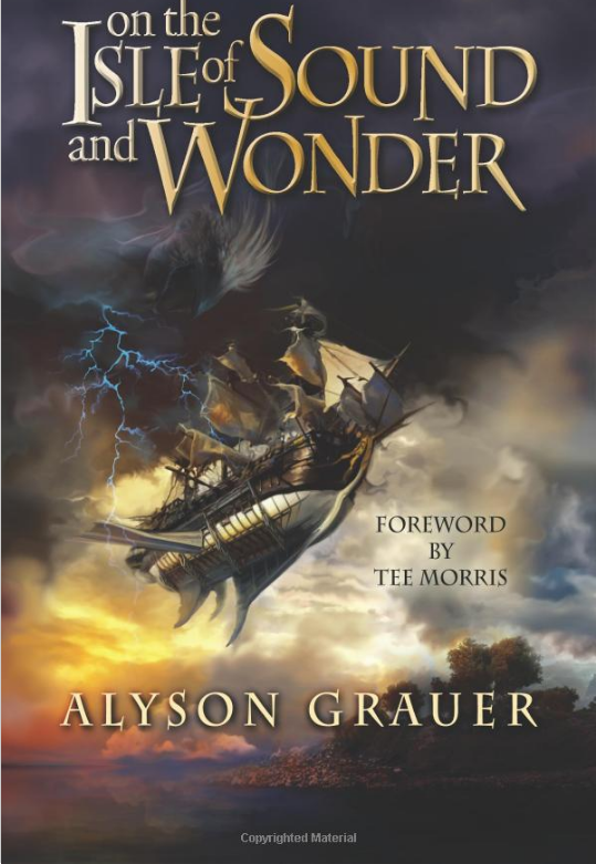 On the Isle of Sound and Wonder by Alyson Grauer